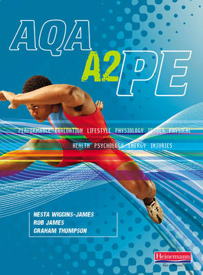 Picture of AQA A2 PE Student Book