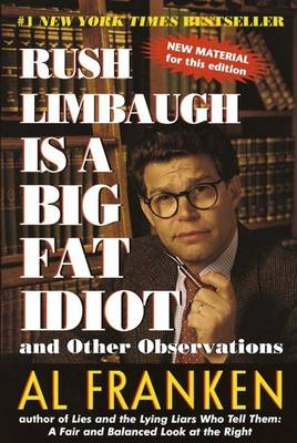 Picture of Rush Limbaugh is a Big Fat Idiot
