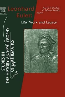 Picture of Leonhard Euler: Life, Work and Legacy