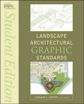 Picture of Landscape Architectural Graphic Standards