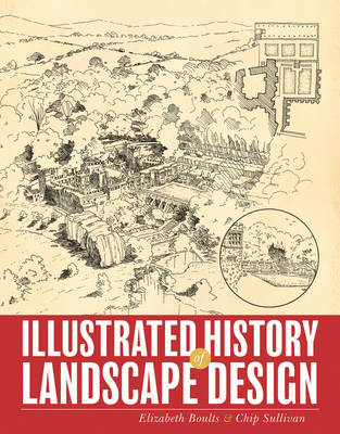 Picture of Illustrated History of Landscape Design