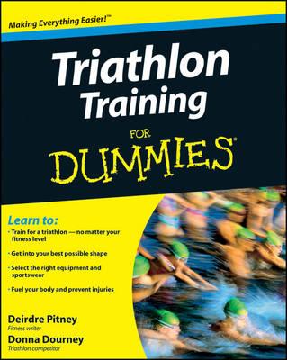 Picture of Triathlon Training For Dummies
