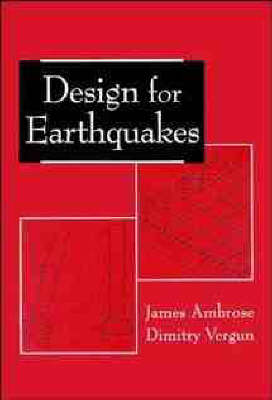 Picture of Design for Earthquakes