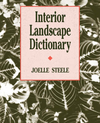 Picture of Interior Landscape Dictionary