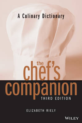 Picture of The Chef's Companion: A Culinary Dictionary
