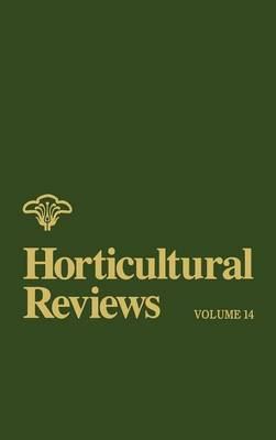 Picture of Horticultural Reviews: v. 14