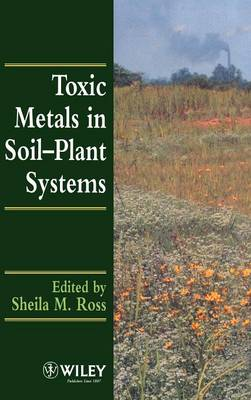 Picture of Toxic Metals in Soil-Plant Systems