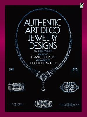 Picture of Authentic Art Deco Jewelry Designs