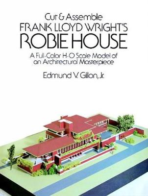 Picture of Cut and Assemble Frank Lloyd Wright's Robie House
