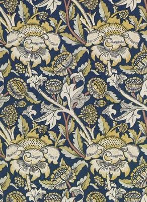 Picture of William Morris Notebook