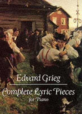 Picture of Edvard Grieg: Complete Lyric Pieces for Piano
