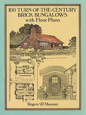 Picture of 100 Turn-of-the-Century Brick Bungalows: With Floor Plans
