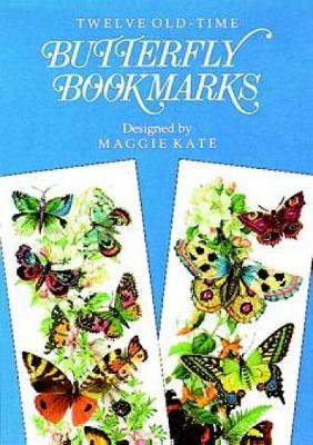 Picture of Twelve Old-Time Butterfly Bookmarks