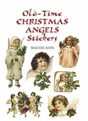 Picture of Old-Time Christmas Angels Stickers