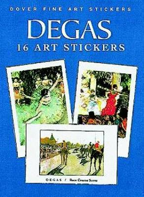 Picture of 16 Fine Art Stickers