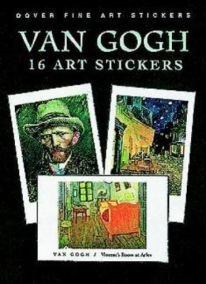 Picture of Van Gogh: 16 Fine Art Stickers