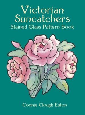 Picture of Victorian Suncatchers Stained Glass Pattern Book