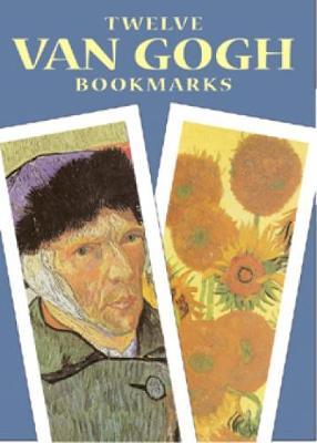 Picture of Twelve van Gogh Bookmarks