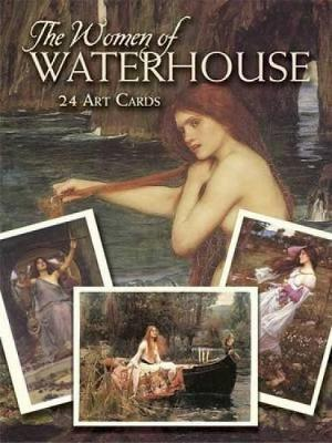 Picture of The Women of Waterhouse: 24 Art Cards