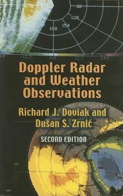 Picture of Doppler Radar and Weather Observations