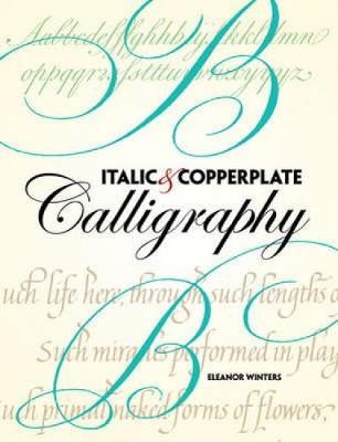 Picture of Italic and Copperplate Calligraphy