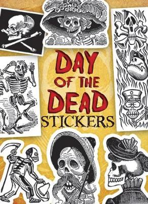 Picture of Day of the Dead Stickers