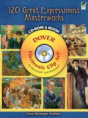 Picture of 120 Great Expressionist Masterworks