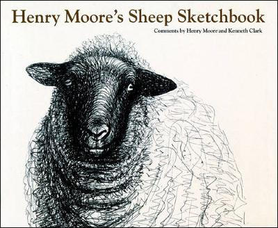 Picture of Henry Moore's Sheep Sketchbook
