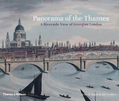 Picture of Panorama of the Thames: A Riverside View of Georgian London