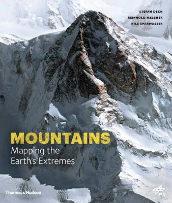 Picture of Unseen Extremes: Mapping the World's Greatest Mountains