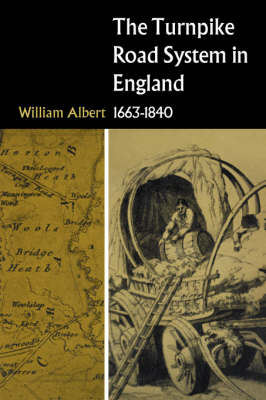 Picture of The Turnpike Road System in England: 1663-1840