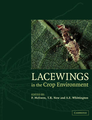 Picture of Lacewings in the Crop Environment