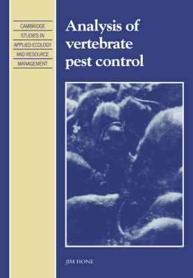 Picture of Analysis of Vertebrate Pest Control