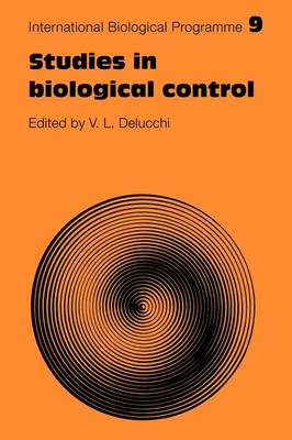 Picture of Studies in Biological Control