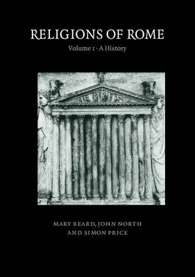 Picture of Religions of Rome: Volume 1, A History: v. 1: History