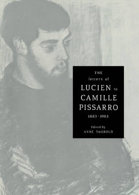 Picture of The Letters of Lucien to Camille Pissarro, 1883-1903