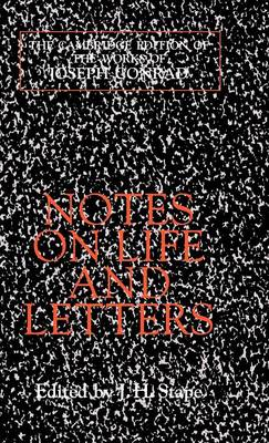 Picture of Notes on Life and Letters