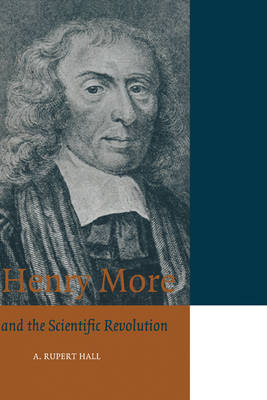 Picture of Henry More: and the Scientific Revolution