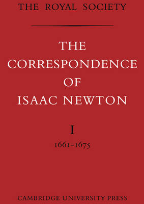 Picture of The Correspondence of Isaac Newton 7 Volume Paperback Set