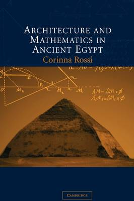 Picture of Architecture and Mathematics in Ancient Egypt