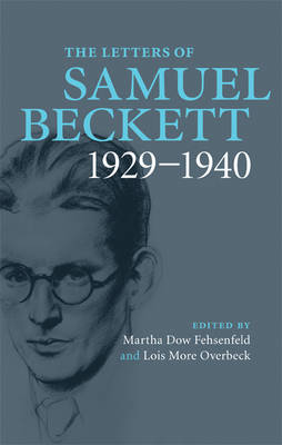 Picture of The Letters of Samuel Beckett: Volume 1, 1929-1940