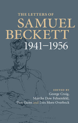 Picture of The Letters of Samuel Beckett: Volume 2, 1941-1956: Volume 2