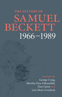 Picture of The Letters of Samuel Beckett: Volume 4: 1966-1989
