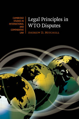 Picture of Legal Principles in WTO Disputes
