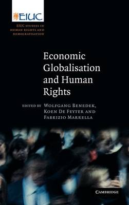 Picture of Economic Globalisation and Human Rights: EIUC Studies on Human Rights and Democratization