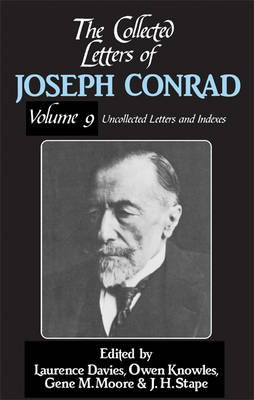 Picture of The Collected Letters of Joseph Conrad 9 Volume Hardback Set