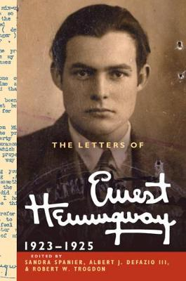 Picture of The Letters of Ernest Hemingway: Volume 2, 1923-1925