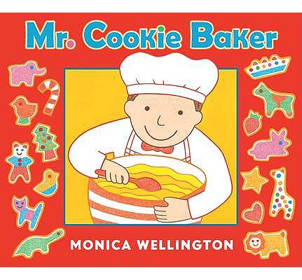 Picture of Mr. Cookie Baker (Board Book Edition)
