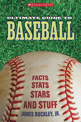 Picture of Scholastic Ultimate Guide to Baseball