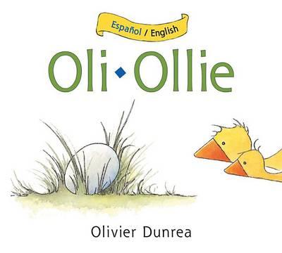 Picture of Oli/Ollie Bilingual Board Book